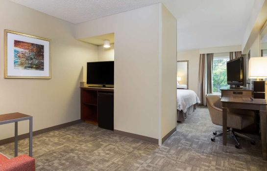 Room Hampton Inn Houston Near the Galleria