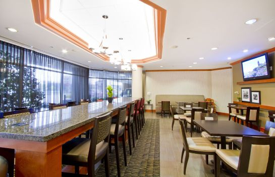 Hotelhalle Hampton Inn by Hilton Vancouver-Airport-Richmond