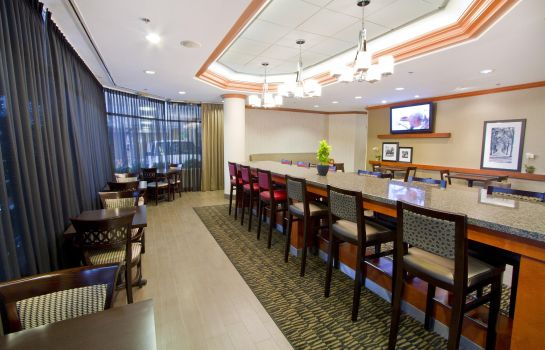 Hol hotelowy Hampton Inn by Hilton Vancouver-Airport-Richmond