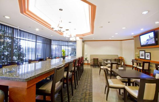 Restauracja Hampton Inn by Hilton Vancouver-Airport-Richmond