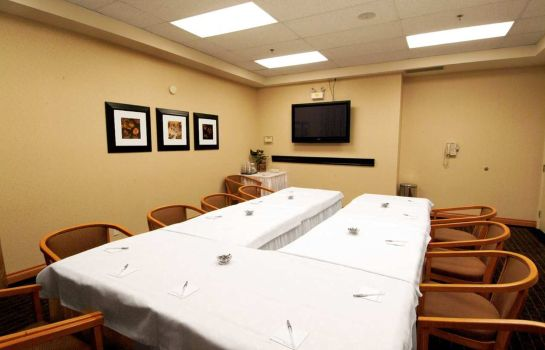 Sala konferencyjna Hampton Inn by Hilton Vancouver-Airport-Richmond