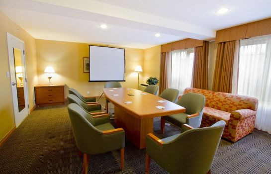 Tagungsraum Hampton Inn by Hilton Vancouver-Airport-Richmond