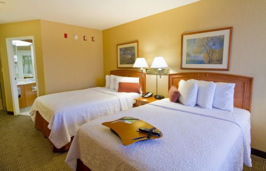 Zimmer Hampton Inn by Hilton Vancouver-Airport-Richmond