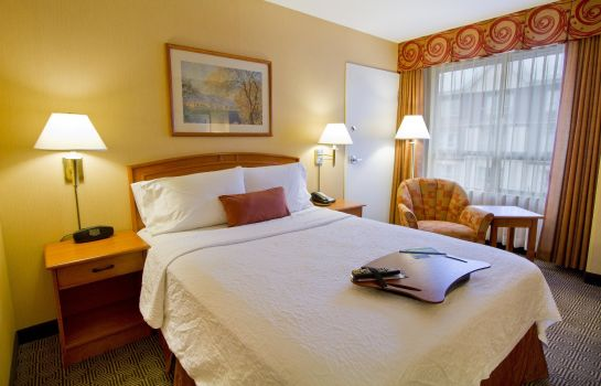 Pokój Hampton Inn by Hilton Vancouver-Airport-Richmond