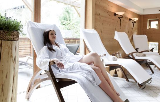 Area relax Aktiv & Spa Hotel Alpenrose