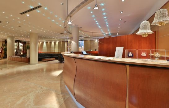 Empfang Best Western Premier Hotel Cappello D'Oro