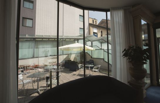 Vista all'interno IH Hotels Milano St. John Sesto SG
