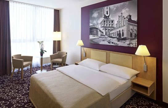 Standardzimmer Mercure Hotel Dortmund City