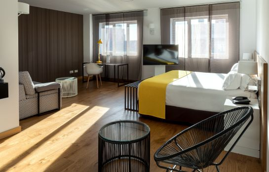 Suite junior Rafaelhoteles Atocha