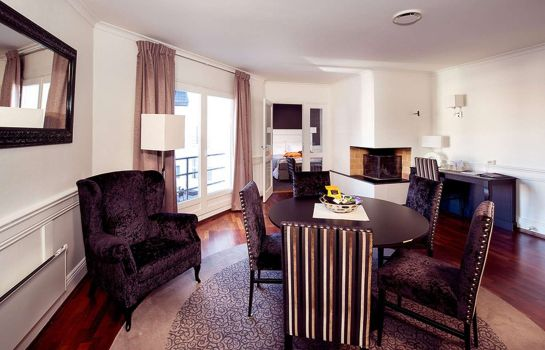 Zimmer Clarion Collection Hotel Atlantic
