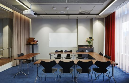 Conference room Clarion Hotel Amaranten