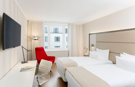 Double room (superior) NH Collection Berlin Mitte Checkpoint Charlie