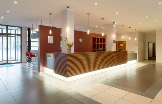 Reception TRYP Kongresshotel