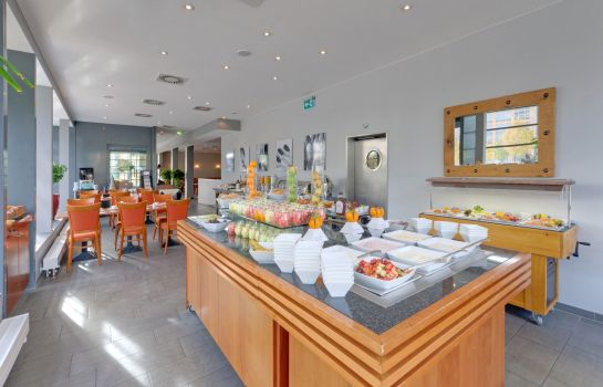 Breakfast buffet TRYP Kongresshotel