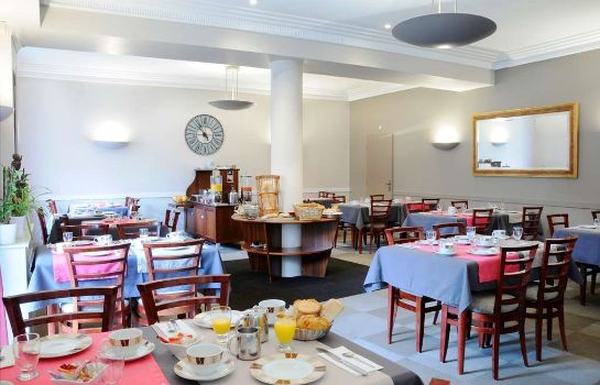 Restaurant Best Western Poitiers Centre Grand Hotel