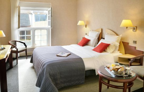 Suite Best Western Poitiers Centre Grand Hotel