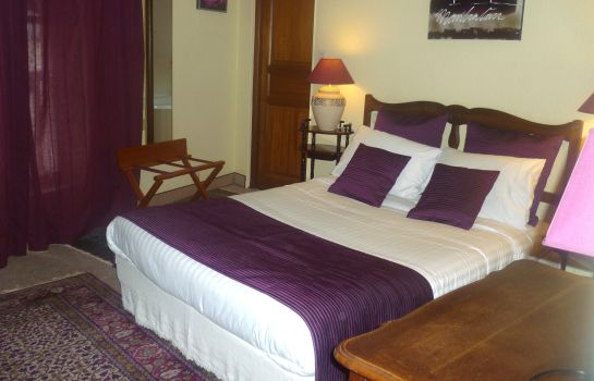 Chambre double (standard) INTER-HOTEL Nevers Clos Sainte Marie