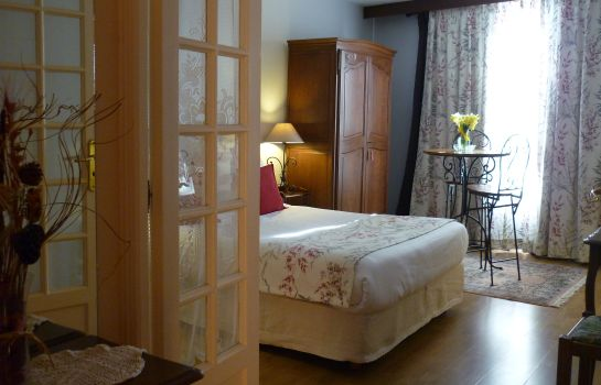 Chambre double (confort) INTER-HOTEL Nevers Clos Sainte Marie