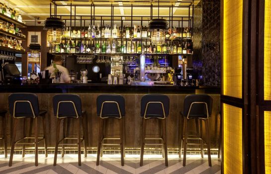 Hotel bar Gran Hotel Montesol Ibiza Curio Collection by Hilton