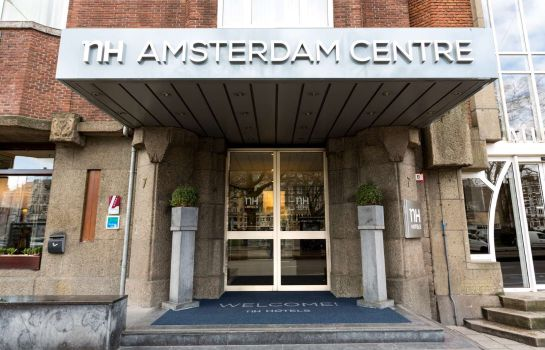 Exterior view NH Amsterdam Centre
