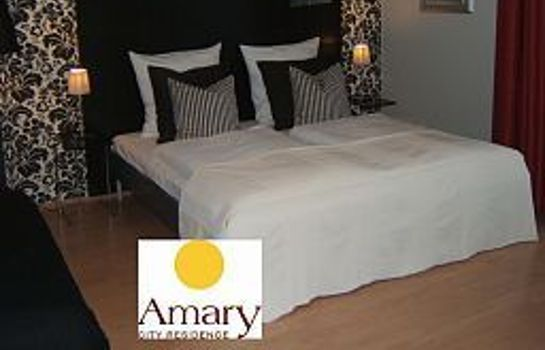 Dreibettzimmer Amary City Residence Apartments