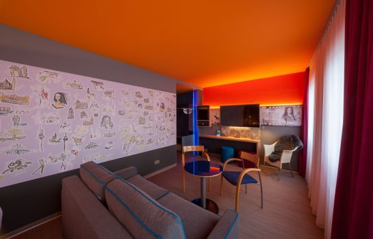 Junior Suite Wienecke XI. Designhotel + CongressCentrum