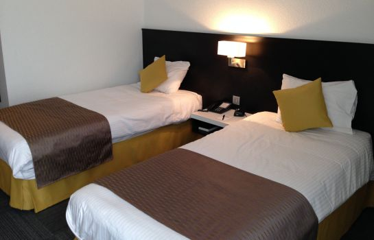 Chambre double (standard) Globales Post Hotel & Wellness