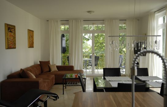 Suite Elbresidenz Birkwitz Apartments