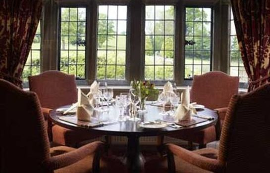 Restaurante Buckland Manor