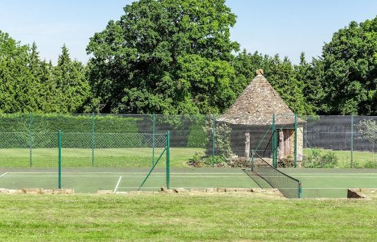 Tennisbaan Buckland Manor