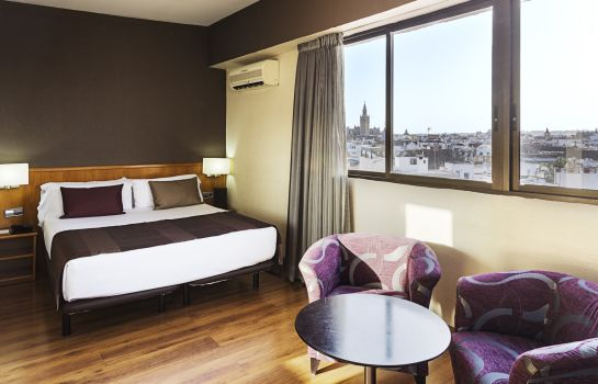 Double room (superior) Catalonia Giralda