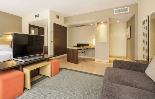Junior Suite Ilunion Suites Madrid