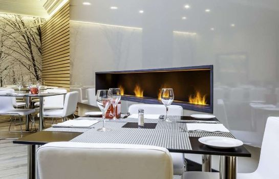 Restaurant Ilunion Suites Madrid