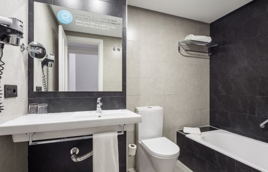 Suite Ilunion Suites Madrid