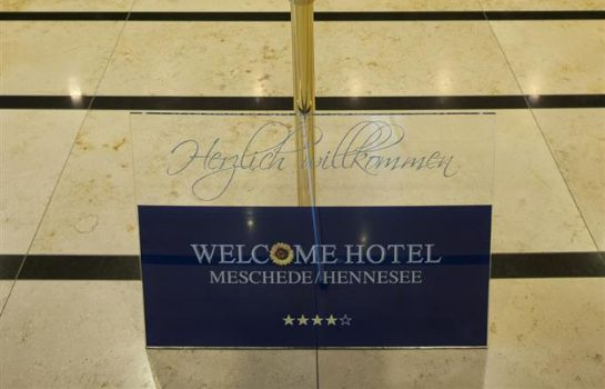 Hotelhalle Welcome Hotel Meschede/Hennesee