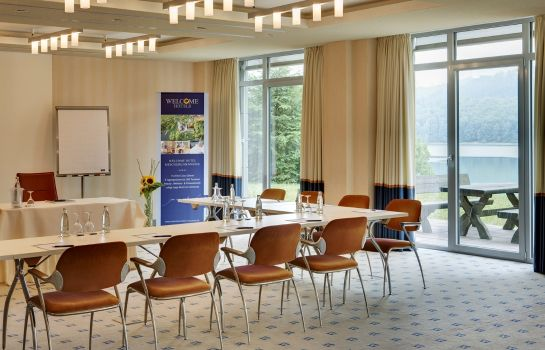 Conference room Welcome Hotel Meschede/Hennesee