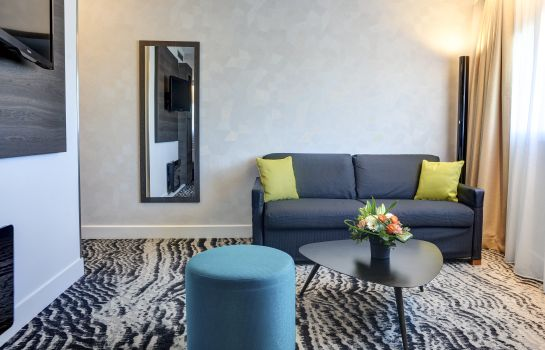 Junior Suite Novotel Paris 14 Porte d'Orleans