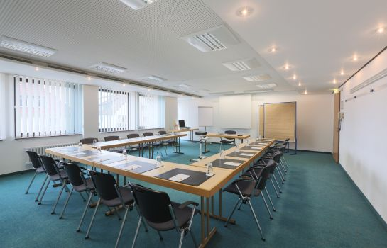 Conference room Ringhotel Tallymann