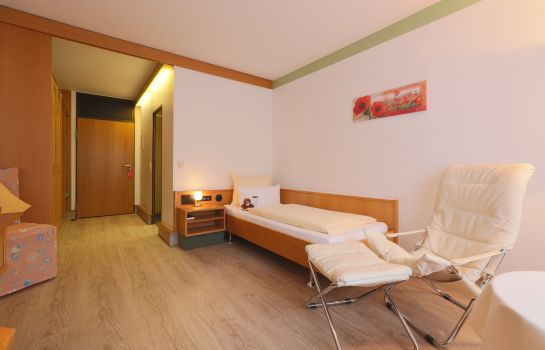 Chambre individuelle (standard) Ringhotel Tallymann