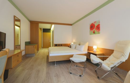 Chambre double (standard) Ringhotel Tallymann