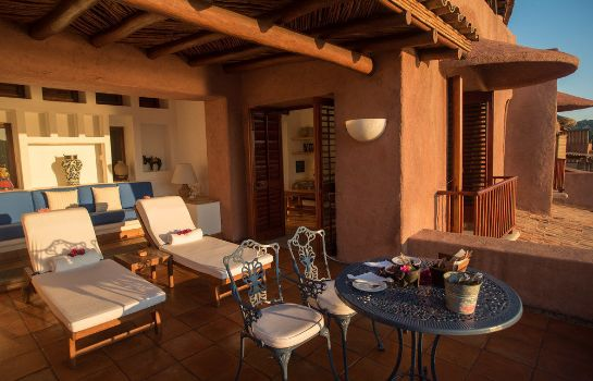 Terrasse La Casa Que Canta - Adults only