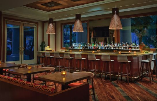 Hotel bar Four Seasons Hotel Las Vegas