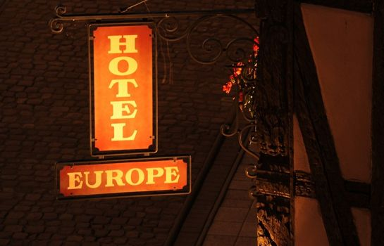 Info Best Western Hôtel de l'Europe by HappyCulture