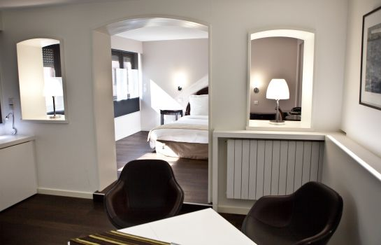 Zimmer Best Western Hôtel de l'Europe by HappyCulture
