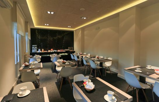 Breakfast room Sercotel Leyre
