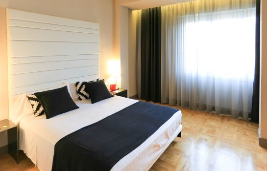 Double room (superior) Sercotel Leyre