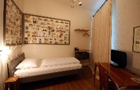 Single room (standard) Arte Luise Kunsthotel