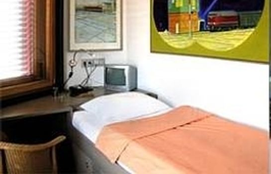 Chambre individuelle (standard) Arte Luise Kunsthotel