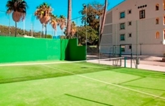 Sports facilities Guadacorte Park