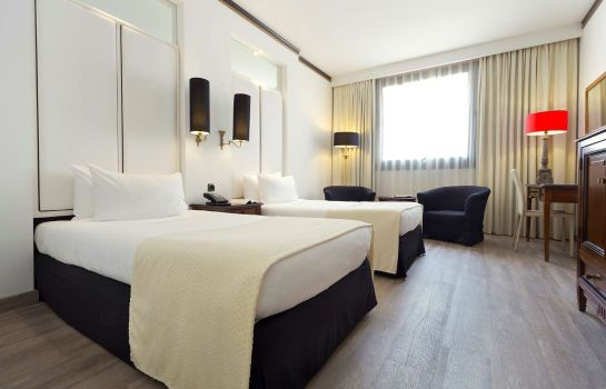 Single room (standard) Meliá Milano Convention Center